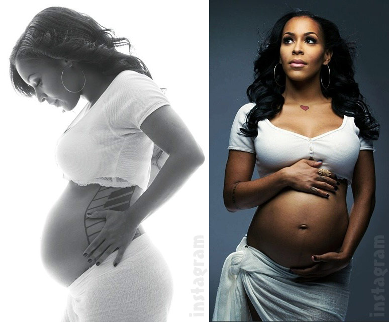 Amina Love And Hip Hop Pregnant