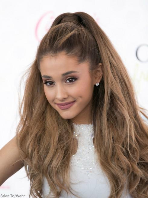 Ariana Grande - 2014 - Childhood Details