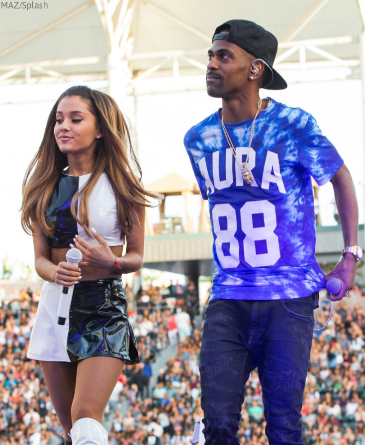 who is ariana grande currently dating 2014 Ariana grande finally confirmed that she is dating big sean, calling the rapper an amazing man -- see what she had to say.