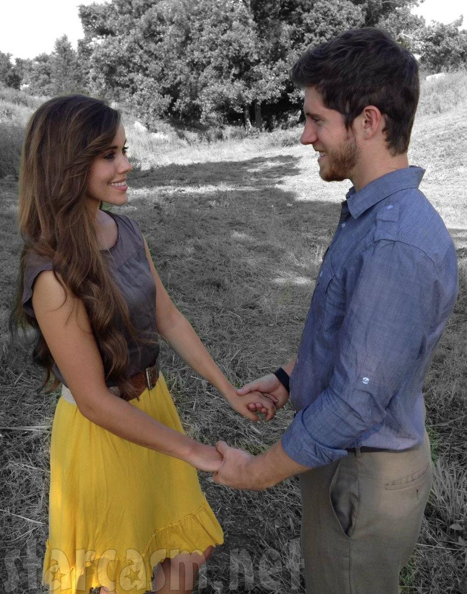 Ben Seewald and Jessa Duggar Wedding