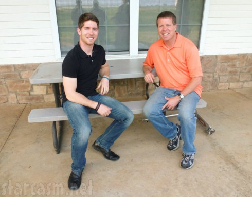 Ben Seewald and Jim Bob Duggar - 19 Kids and Counting