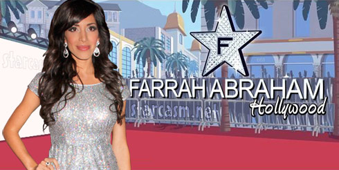 Farrah Abraham: Hollywood game app