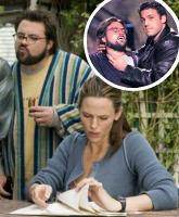 Kevin Smith and Jennifer Garner Feature