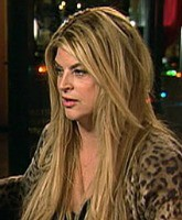 Kirstie Alley Feature