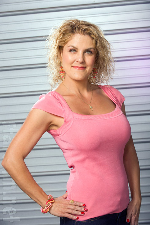 Storage Wars Rene's wife Casey Nezhoda boobs