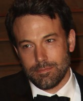 Affleck's tiny head