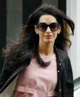 Amal Alamuddin - Feature