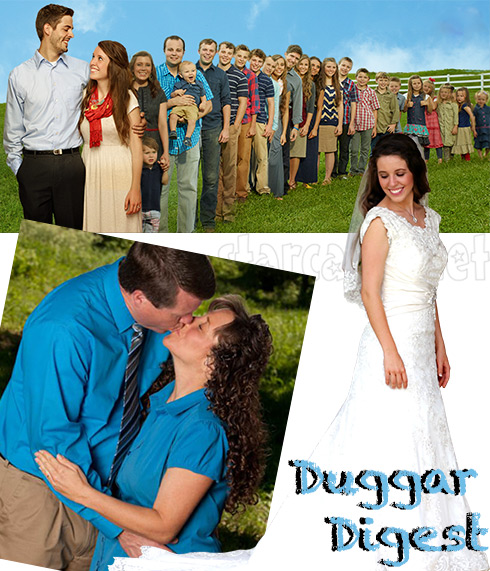 Derick dillard wedding
