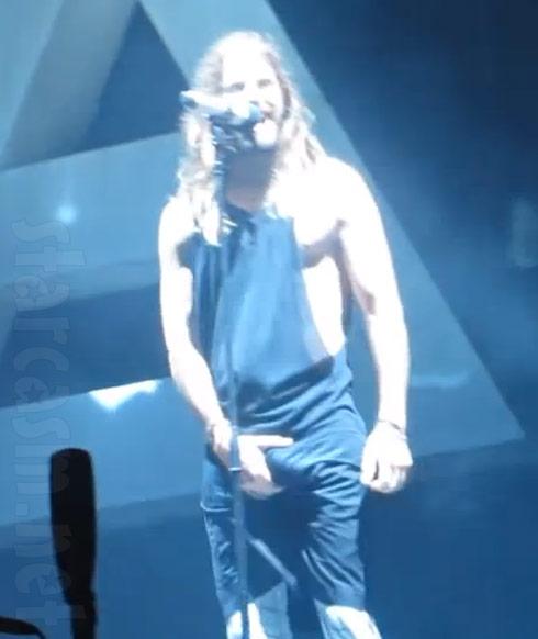 Jared leto big dick