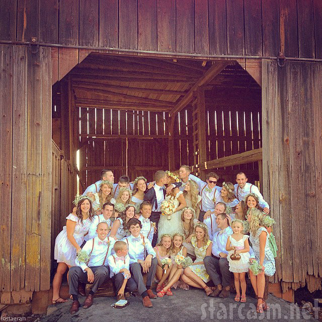 Jeremy Roloff Wedding: VIDEO PHOTOS Little People, Big World's Jeremy Roloff