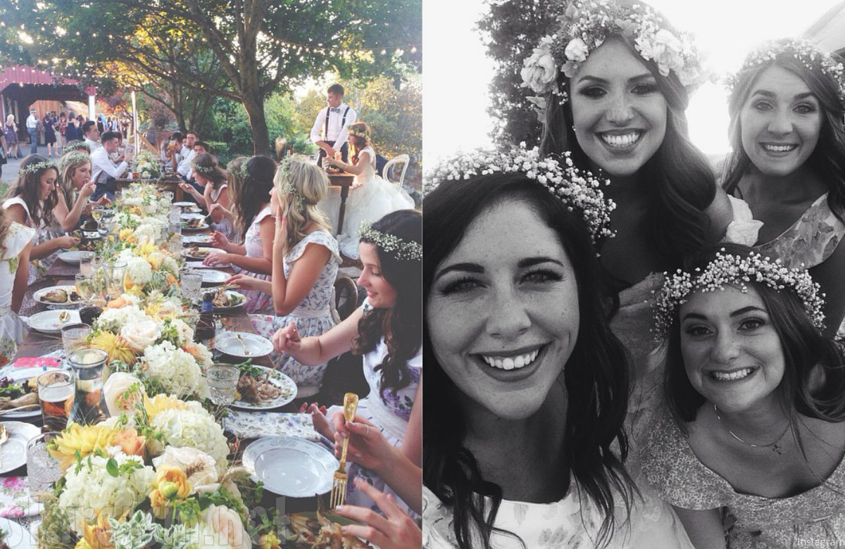 Video photos little people big worlds jeremy roloff married jeremy roloff and audrey botti wedding reception junglespirit Image collections