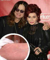 Ozzy Osbourne and Sharon Osbourne Feature