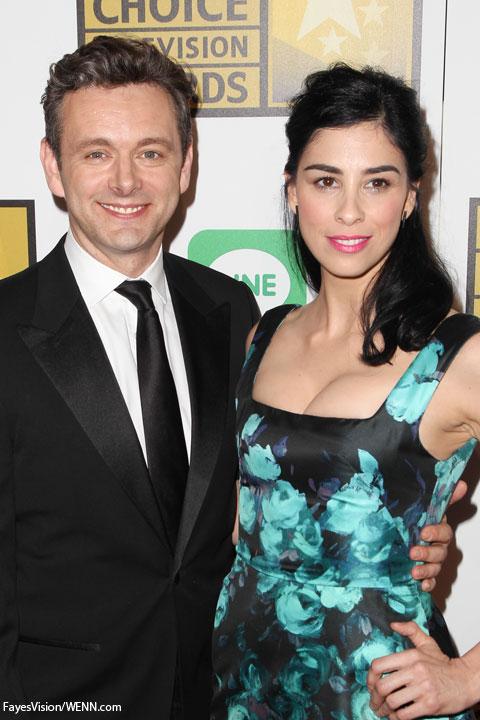 Will Sarah Silverman every marry boyfriend Michael Sheen?
