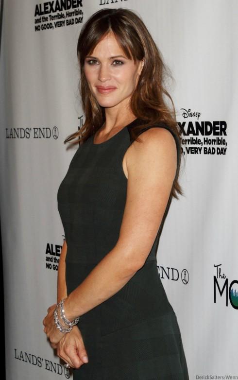 Jennifer Garner Baby Bump