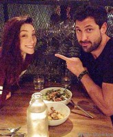 Maks and Meryl Dinner