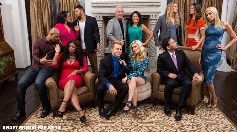 Marriage Boot Camp: Reality Stars – Cast – WE tv