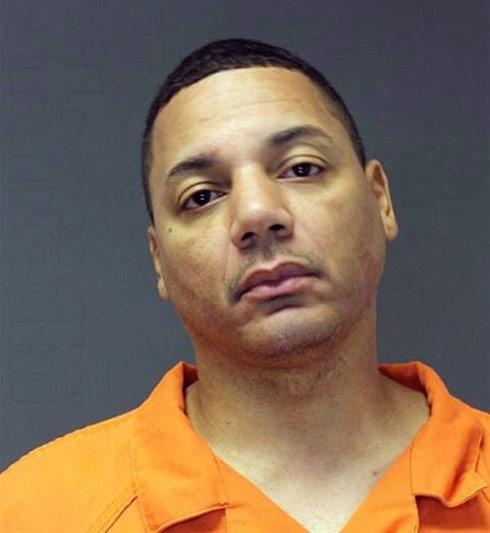 Rich Dollaz mug shot 2014 arrest
