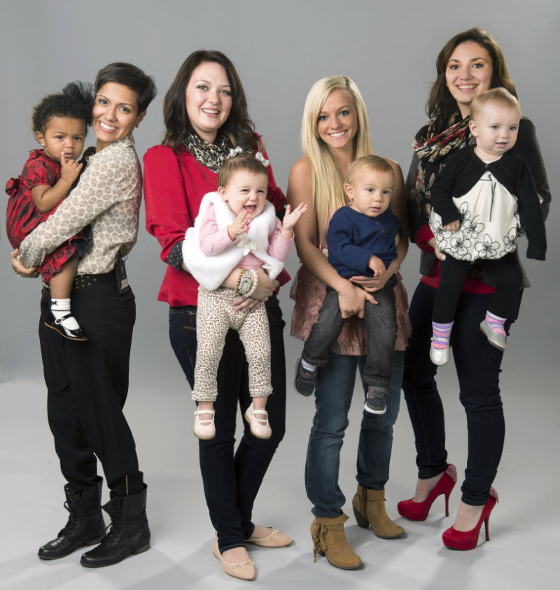 Teen Moms Meet 38