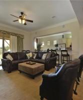 Farrah Abraham's house for sale living room 11