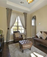 Farrah Abraham's house for sale living room 13