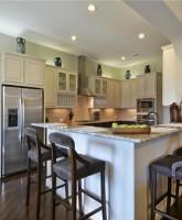 Farrah Abraham's house for sale kitchen bar