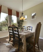 Farrah Abraham's house for sale dining room