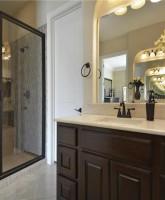 Farrah Abraham's house for sale bathroom shower
