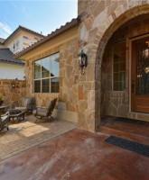 Farrah Abraham's house for sale back patio 5