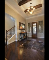 Farrah Abraham's house for sale entryway