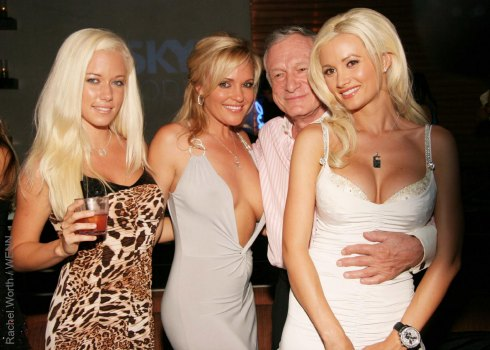 who is hef dating after crystal