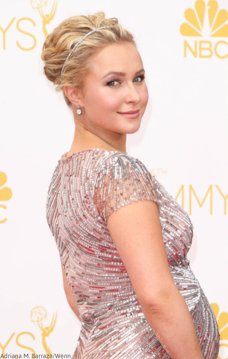 Hayden Panettiere Weight Gain 2014