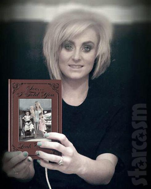 Teen Mom 2's Leah Calvert writing a book
