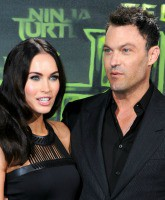 Megan Fox and Brian Austin Green Feature