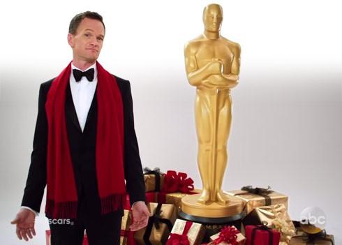 Neil Patrick Harris Oscars promo 2014
