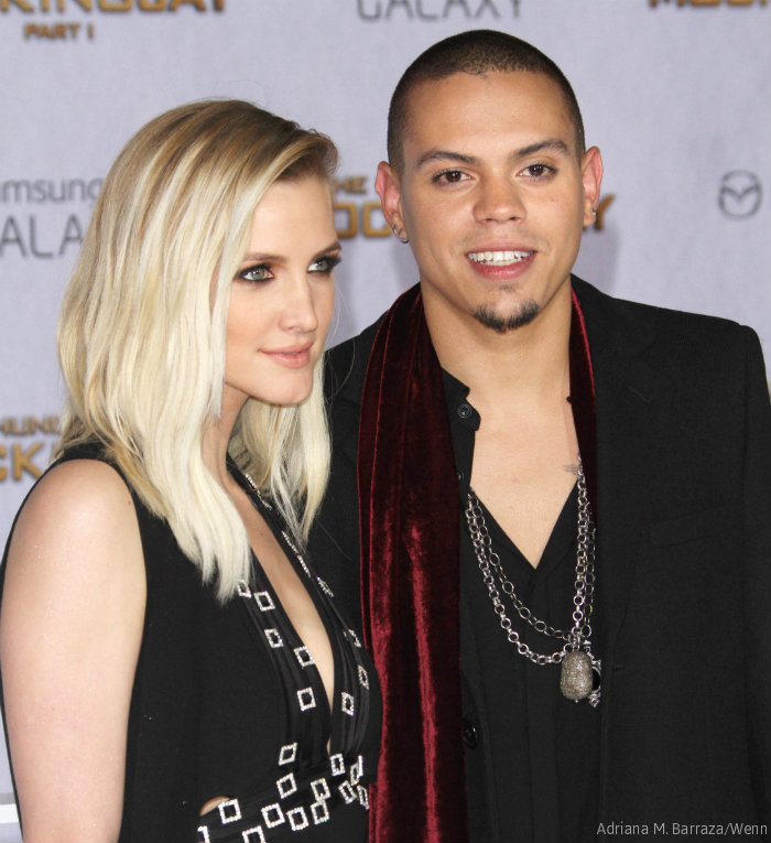 Ashlee Simpson and Evan Ross are expecting their first ...