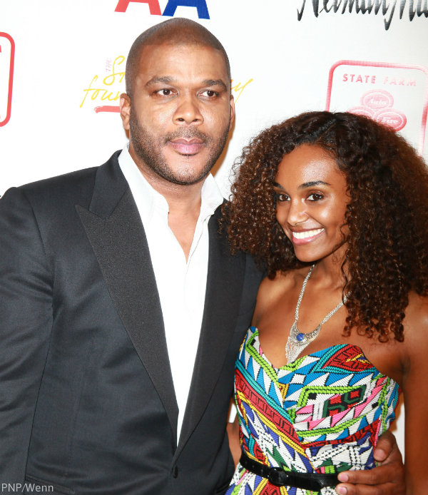 who is tyler perry dating today