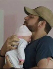 Why did American Sniper use a fake baby?