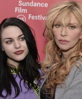Frances Bean Cobain and Courtney Love Feature
