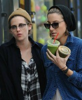 Kristen Stewart and Alicia Cargile Feature