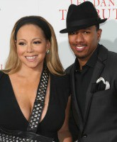 Nick Cannon and Mariah Carey Feature