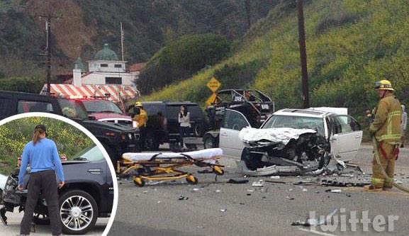 Left Eye Car Crash Pictures