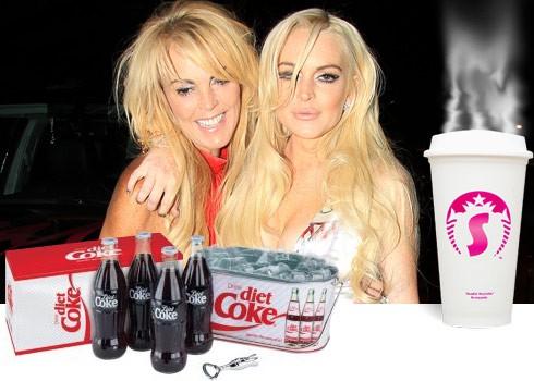 Dina Lohan Lindsay Lohan coke