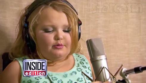 Honey Boo Boo music video Honey Boo Boo Bop single