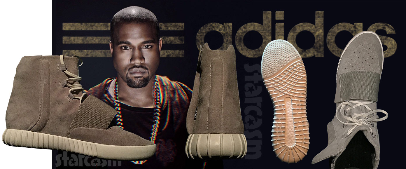 Kanye West adidas Yeezy 750 Boost shoes