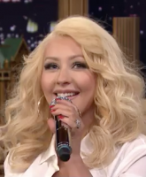 Christina on Jimmy