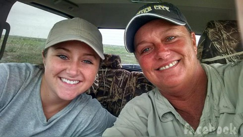 Swamp People Elizabeth Gator Queen Liz Choate daughter Jessica Cavalier