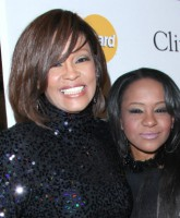 Whitney Houston and Bobbi Kristina Brown Passing