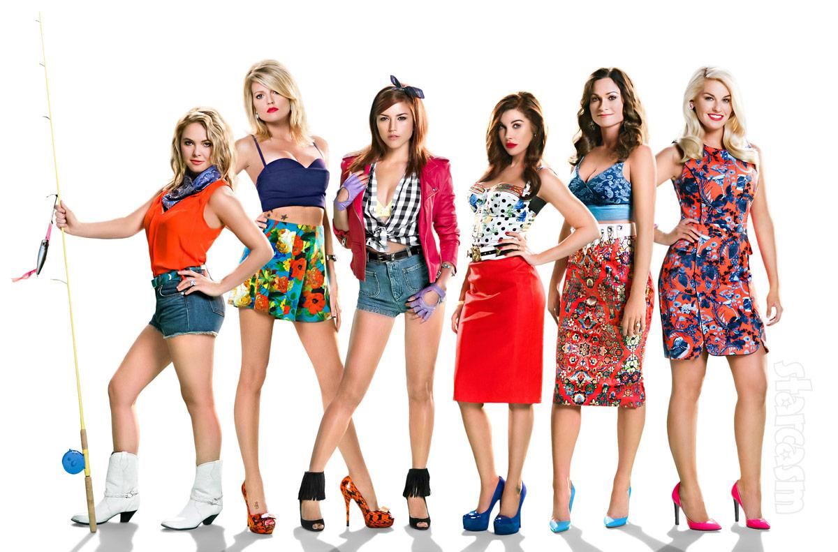 VH1 Hot GRITS cast photo