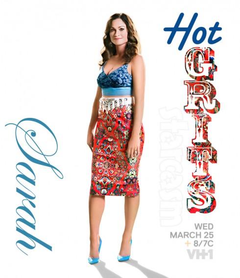 VH1 Hot GRITS Sarah J.R. Hernandez