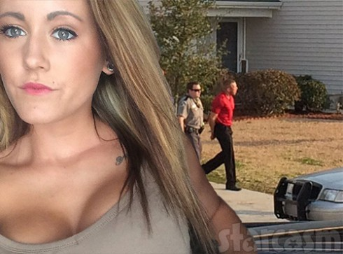 Jenelle-Evans-Nathan-Griffith-Arrested